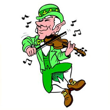 Image result for images of dancing leprechauns
